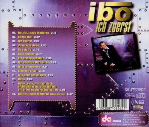 Bild 2: Ibo, Ich zuerst (2000)