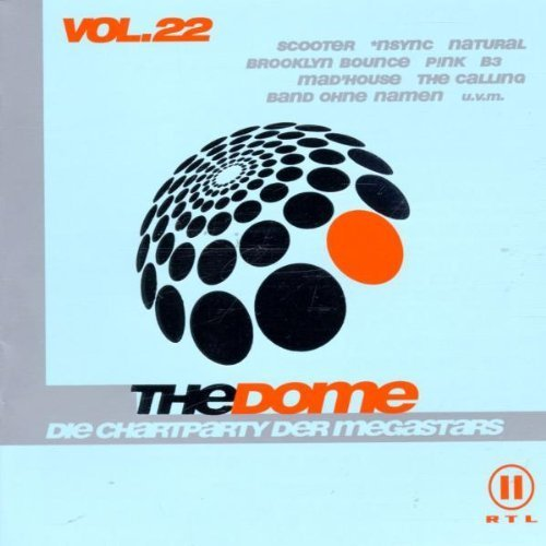 Bild 1: Dome 22 (2002), Scooter, Tiziano Ferro, Calling, Natural, No Angels, Pink, Anastacia..