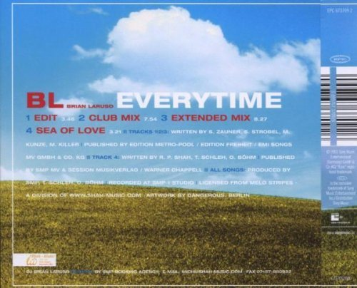Bild 2: Brian Laruso, Everytime (2003)