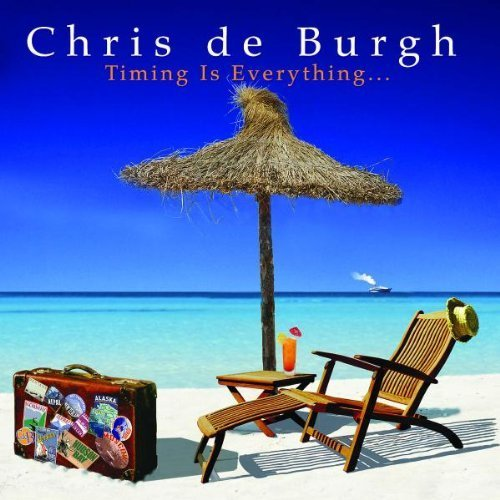 Bild 1: Chris de Burgh, Timing is everything.. (2002)