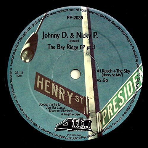 "Bild 1: Johnny ""D"", Bay ridge e.p. 2 (US, 1998, & Nicky P.)"