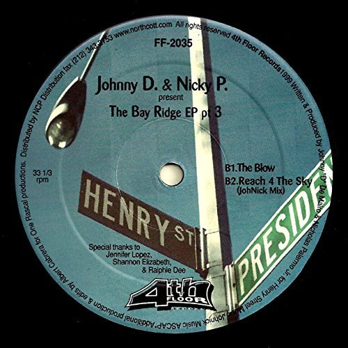 "Bild 2: Johnny ""D"", Bay ridge e.p. 2 (US, 1998, & Nicky P.)"