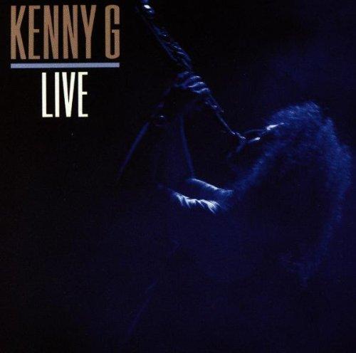 Bild 1: Kenny G, Live (1989, US)