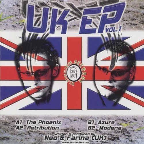 Bild 1: Neo & Farina, UK EP 1 (2002)