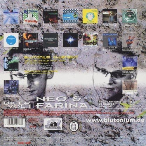 Bild 2: Neo & Farina, UK EP 1 (2002)