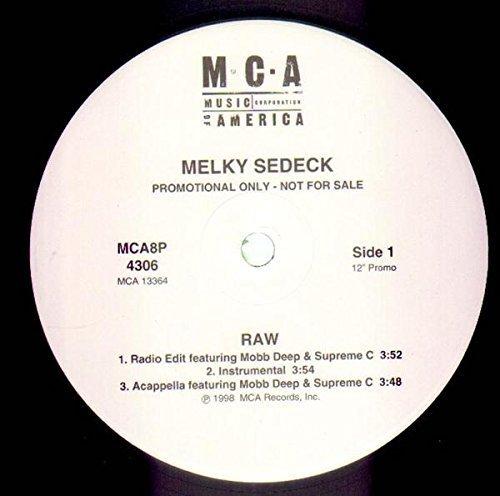 Bild 1: Melky Sedeck, Raw (1998, #melt1)