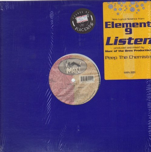 Bild 1: Element 9, Listen (6 versions, 1996, US)