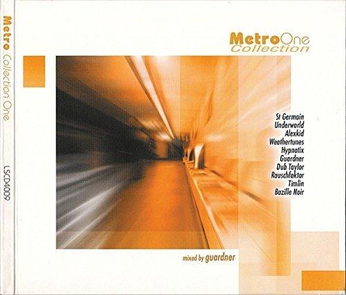 Bild 1: Metro Collection 1, Bazille Noir, Timlin, Rauschfaktor, Alexkid, St. Germain, Dub Taylor..