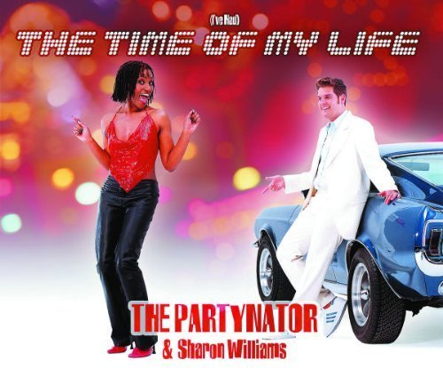 Bild 1: Peter Wackel, (I've had) the time of my life (2002, & Sharon Williams)