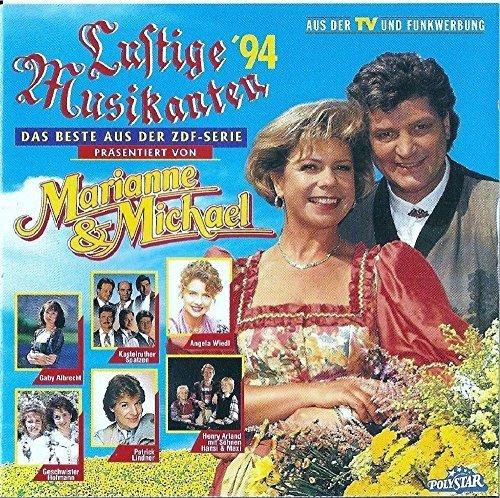 Bild 1: Marianne & Michael, Präsentieren Lustige Musikanten '94 (various)