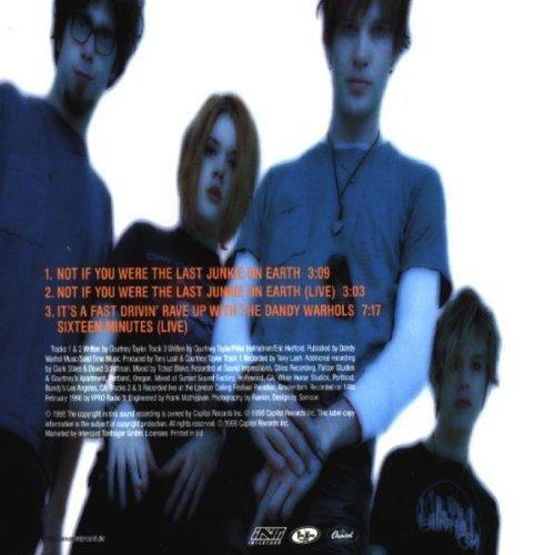 Bild 2: Dandy Warhols, Not if you were the last junkie on earth (#8785242, CD1)