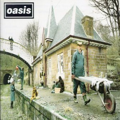Bild 1: Oasis, Some might say (1995, #5670204)