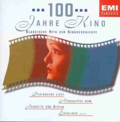 Bild 1: 100 Jahre Kino-Klassische Hits der Kinogeschichte, Schindlers Liste, Amadeus, Ben Hur, Lawrence von Arabien, Excalibur..