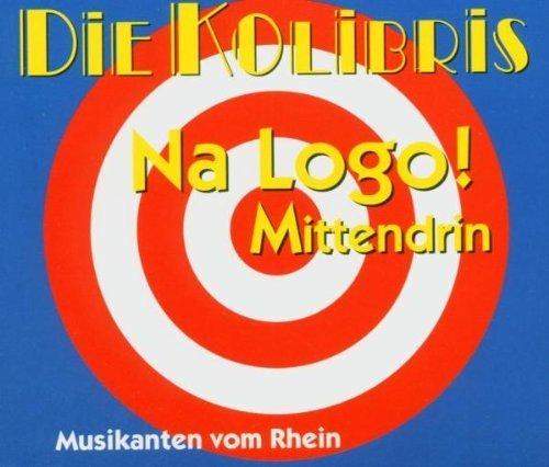 Bild 1: Kolibris, Logo mittendrin (incl. Party-Mix, 2001)