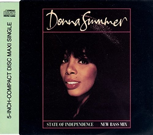 Bild 1: Donna Summer, State of independence-New Bass Mix (4 versions, 1990)