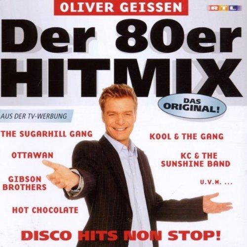 Bild 1: 80er Hitmix (2002; 'Die 80er Show', RTL), Ottawan, Sister Sledge, Boney M., La Bionda, Donna Summer..
