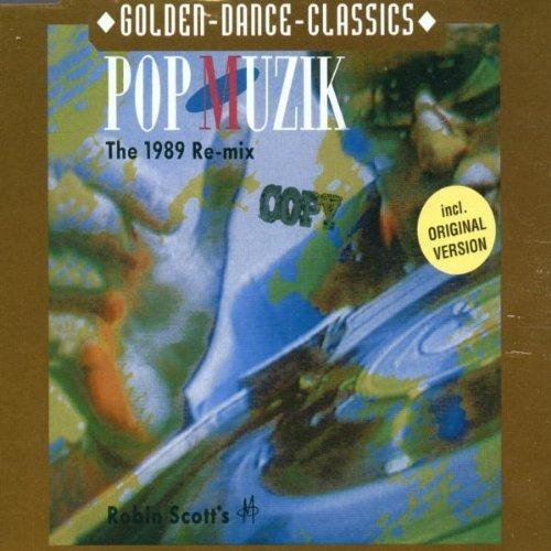 Bild 1: M, Pop muzik (1989 Re-Mix/Cabinet Remix/Orig.; golden-dance-classics)