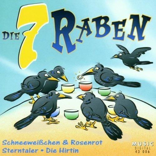 Bild 1: Die 7 Raben, /Schneeweißchen & Rosenrot/Sterntaler/Der Schweinehirt/Die Hirtin