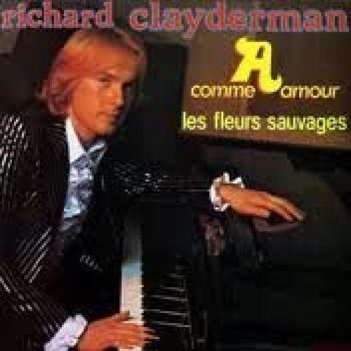 Bild 1: Richard Clayderman, A comme amour/Les fleurs sauvages (F)
