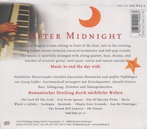 Bild 2: Georg Gabler, After midnight (1997)