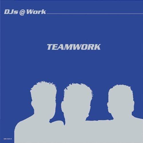Bild 1: DJ's @ Work, Teamwork (2002)