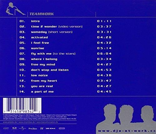Bild 2: DJ's @ Work, Teamwork (2002)
