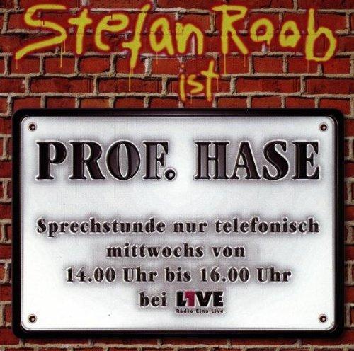 Bild 1: Stefan Raab, Ist Prof. Hase (Radio Eins Live, 1998)