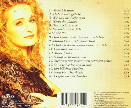 Bild 2: Nicole, Nicole's Streicheleinheiten-Die schönsten Balladen