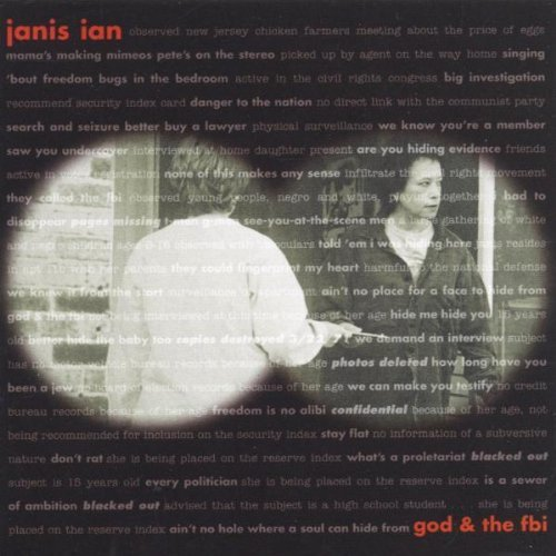 Bild 1: Janis Ian, God & the fbi (2000)