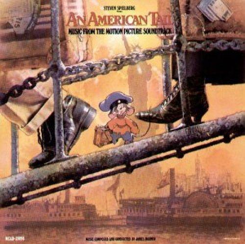 Bild 1: An American Tail (by James Horner, 1986), Linda Ronstadt & James Ingram..