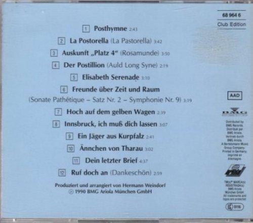 Bild 2: Postchöre, Das grosse Jubiläumskonzert (1990)