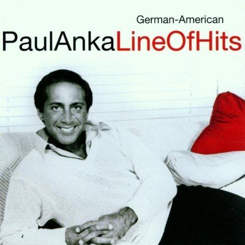 Bild 1: Paul Anka, Line of hits (German-American; compilation, 2001, BMG)