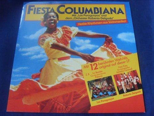 Bild 2: Los Paraguayos, Fiesta Columbiana (split compialation & Roberto Delgado [Orch.])