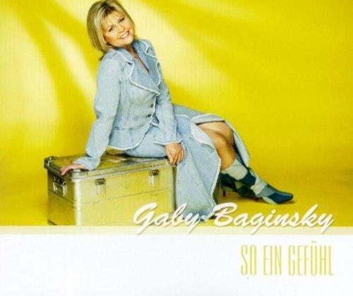 Bild 1: Gaby Baginsky, So ein Gefühl (2003; 2 tracks)