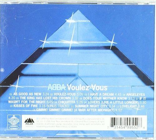 Bild 2: Abba, Voulez-vous (1979/2001; 13 tracks)