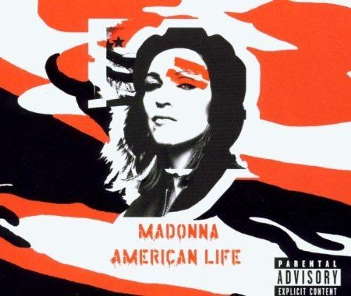 Bild 1: Madonna, American life (2003, CD1)