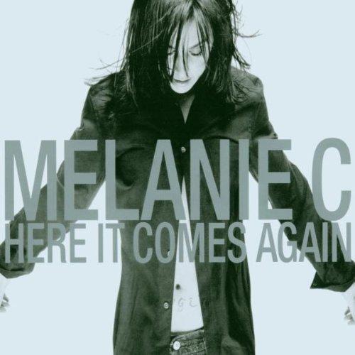 Bild 1: Melanie C, Here it comes again (2003)