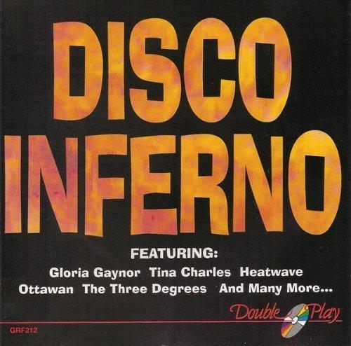 Bild 1: Disco Inferno, Gloria Gaynor, Anita Ward, Gibson Brothers, Carl Douglas, Trammps, Tymes..