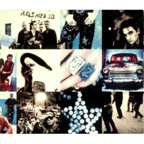 Bild 1: U2, Achtung Baby (1991, US, foc, digi)