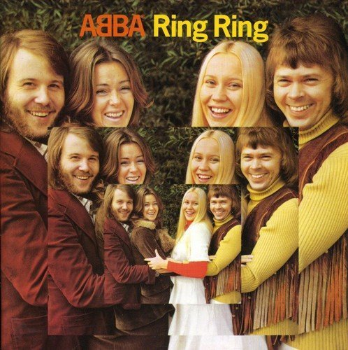 Bild 1: Abba, Ring ring (1973/2001; 15 tracks)