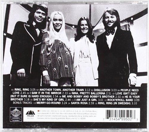 Bild 2: Abba, Ring ring (1973/2001; 15 tracks)