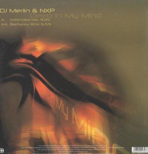 Bild 2: DJ Merlin, Deep in my mind (Ext./Barbarez Rmx, 2003, & NXP)