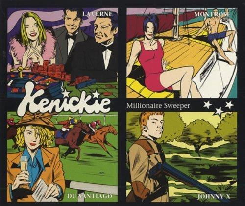 Bild 1: Kenickie, Millionaire sweeper (1996)