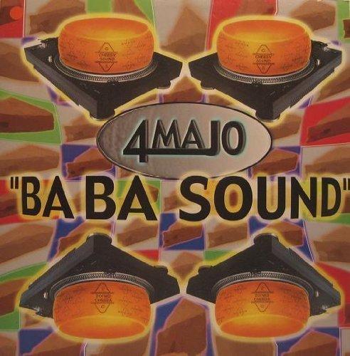 Bild 1: 4Majo, Ba ba sound (2000)
