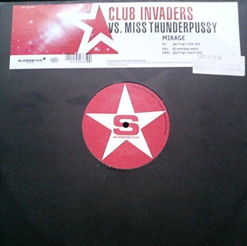 Bild 1: Club Invaders, Mirage (Jay Frog's Club, 2000, vs. Miss Thunderpussy)