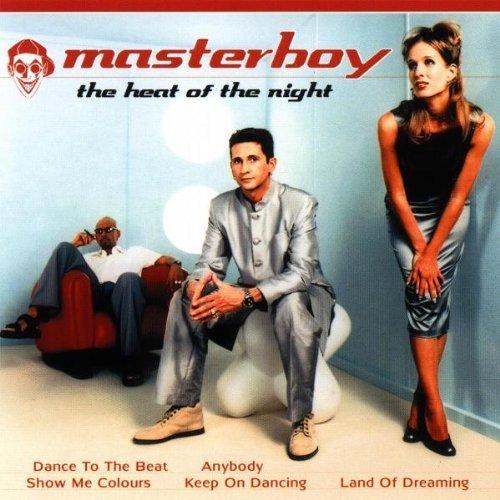 Bild 1: Masterboy, Heat of the night (compilation, 14 tracks, 2001)