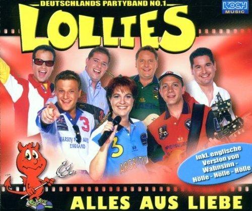 Bild 1: Lollies, Alles auf Liebe (2001)