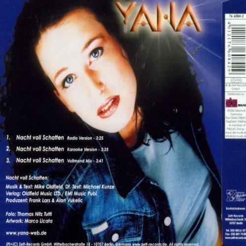 Bild 2: Yana, Nacht voll Schatten (moonlight shadow; 2003)