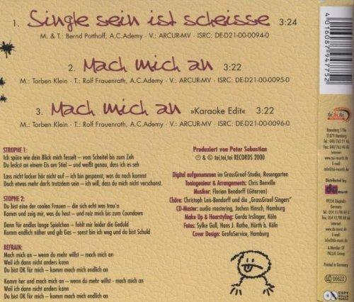 Bild 2: Torben, Single sein ist scheisse (2000)