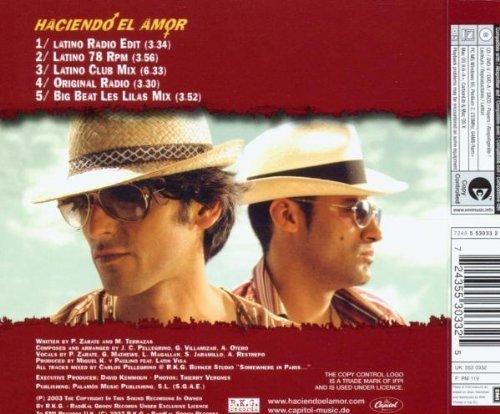 Bild 2: Miguel K., Haciendo el amor (2003, y Paulino)